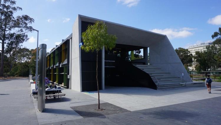 Monash University em Melbourne