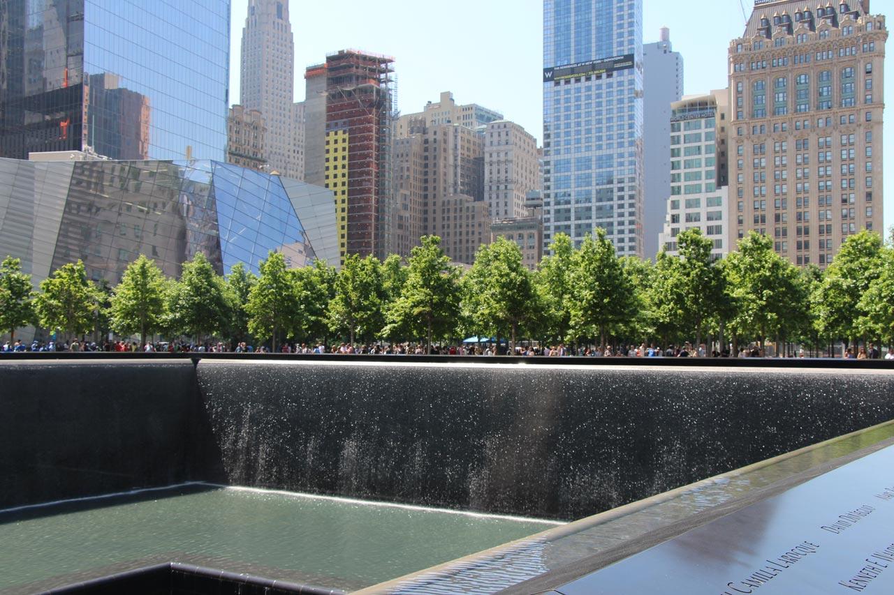 Memorial Plaza e o 9/11 Memorial Museum
