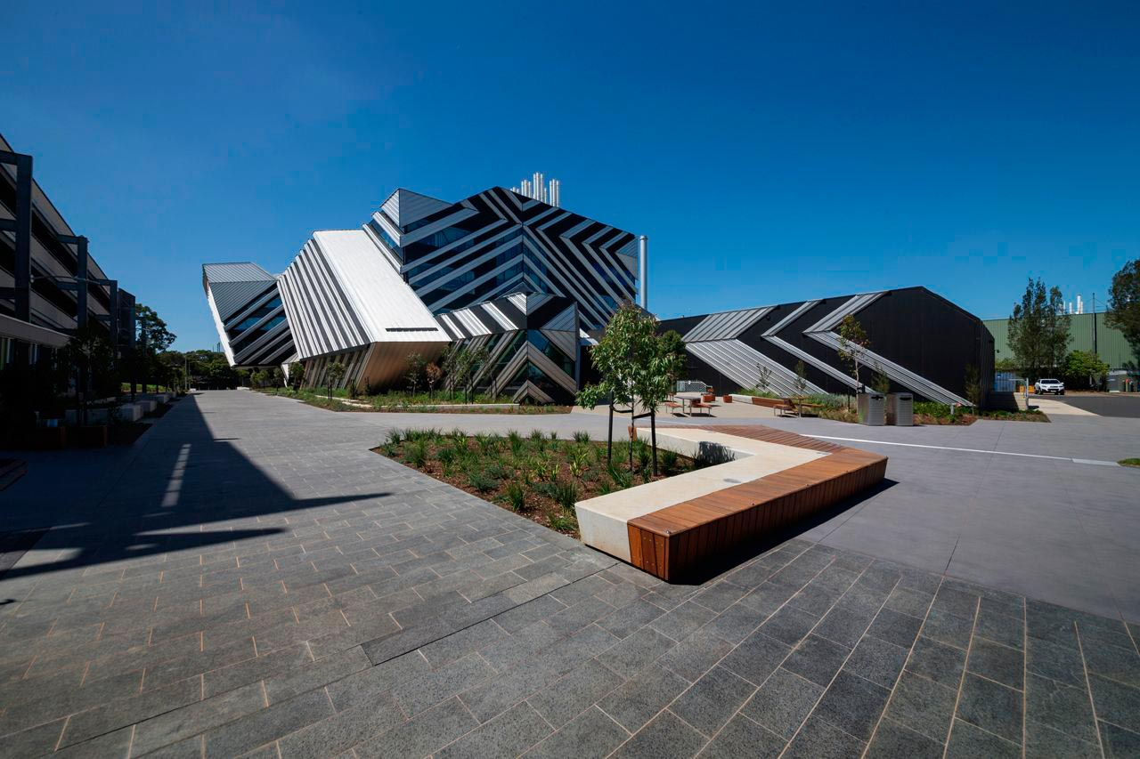 Monash University em Melbourne: campus de Clayton