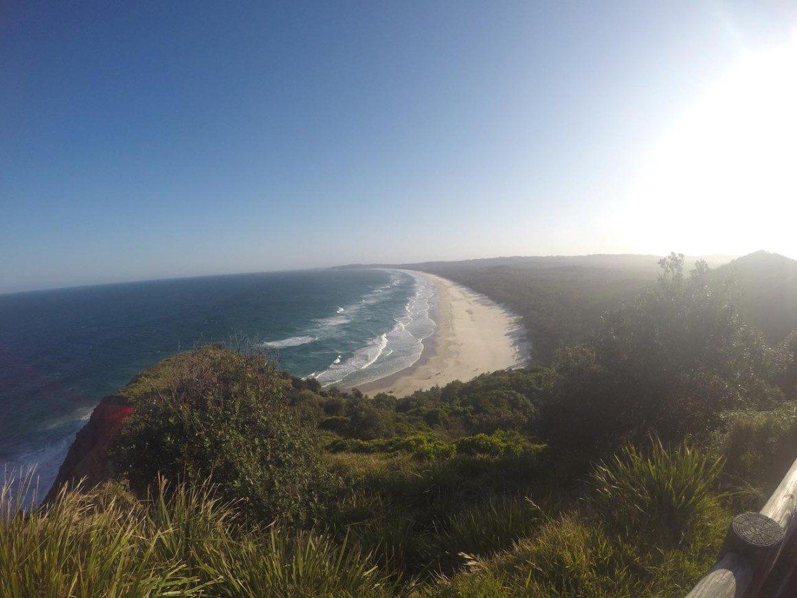 Main Beach em Byron Bay: o que fazer e onde ficar