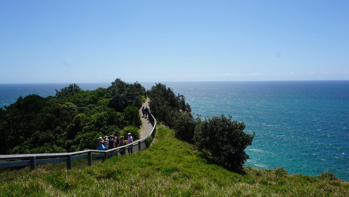 Cape Byron Lighthouse, o farol de Byron Bay