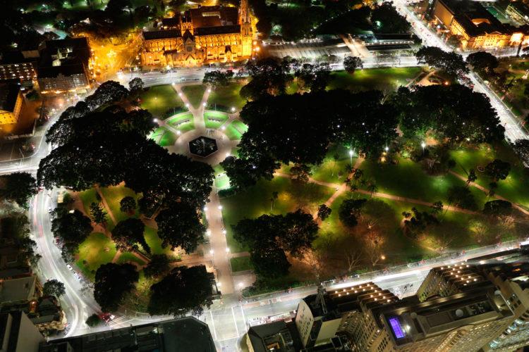 Roteiro a pé pelo centro de Sydney: Hyde Park