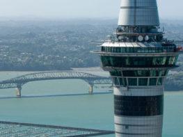 Roteiro a pé pelo centro de Auckland