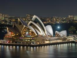 Compras em Sydney