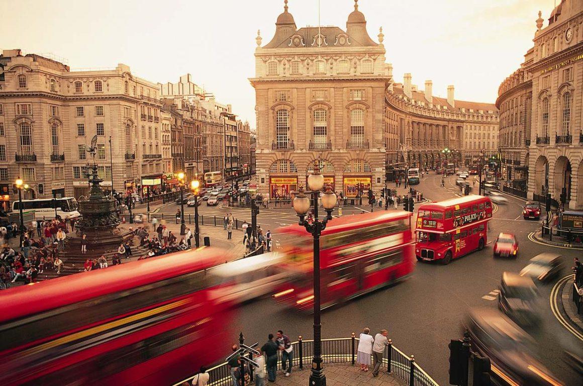 Quanto custam os cinco passeios pagos mais tradicionais de Londres?