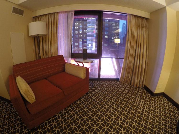 Hotel em Times Square