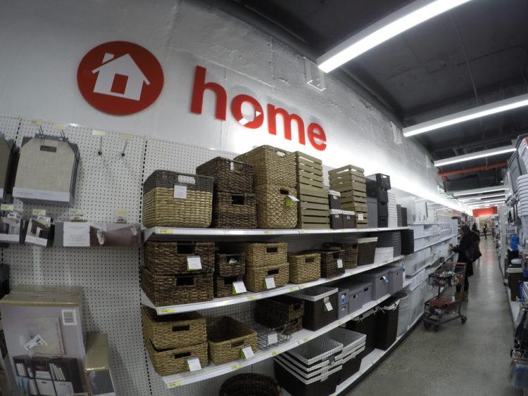 Target em Nova York
