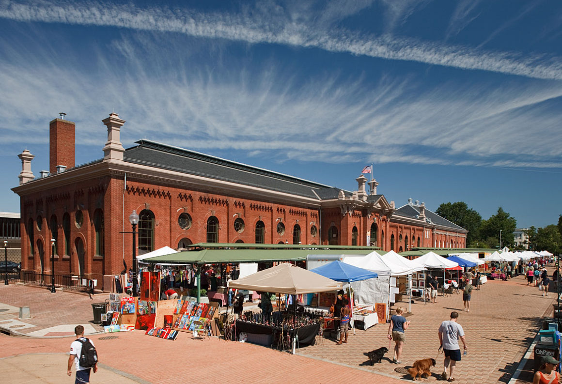 Conheça o Eastern Market de Washington DC