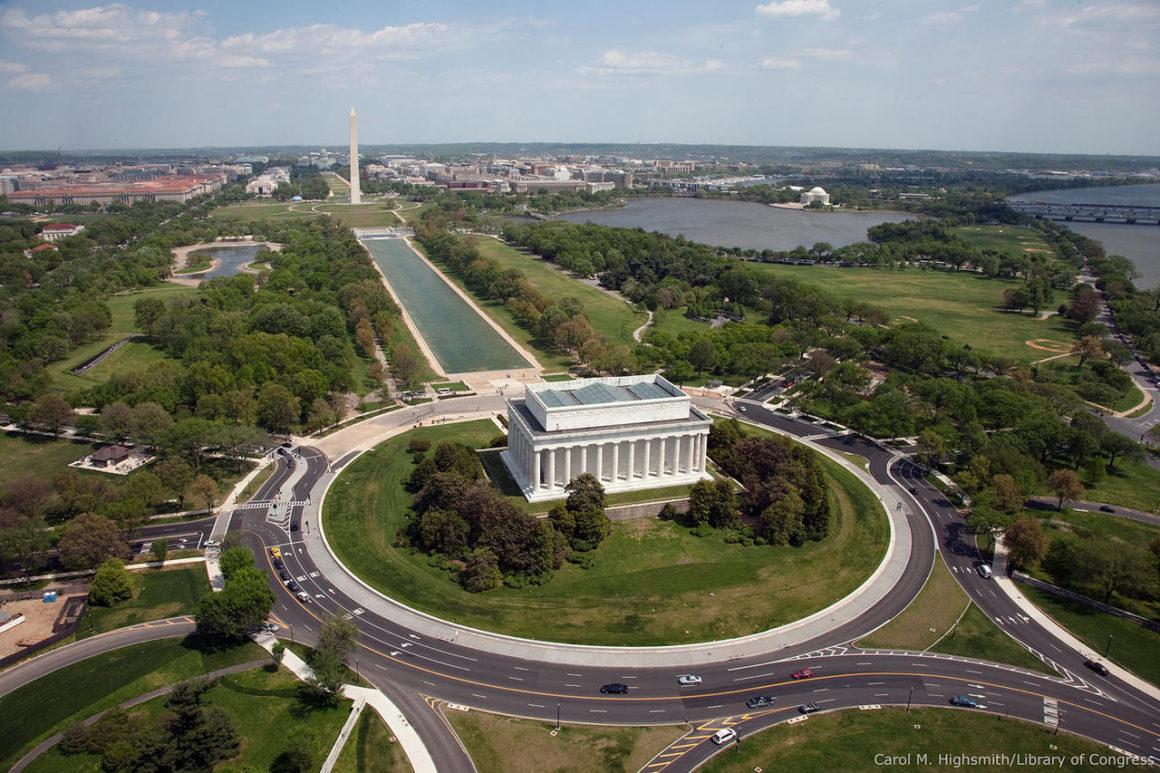 Passeando pelo National Mall de Washington DC