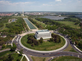Passeando pelo National Mall de Washington DC