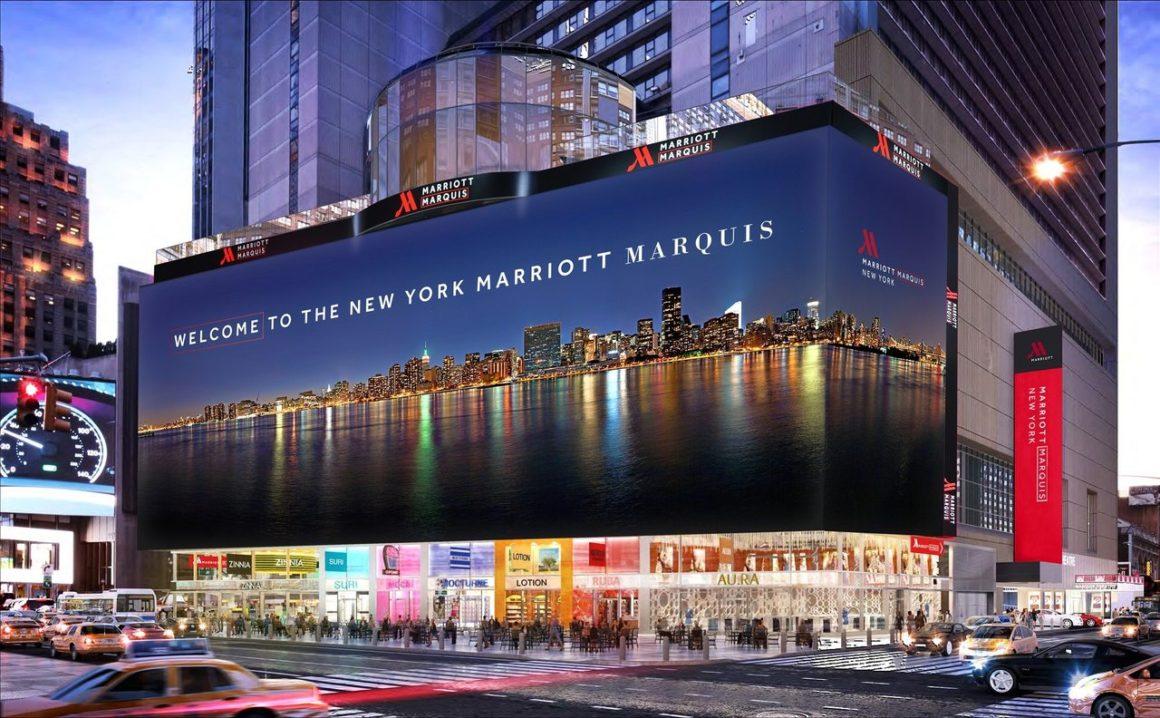New York Marriott Marquis: dica de hotel em Times Square