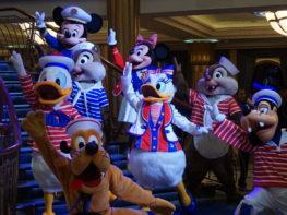 Como é fazer um cruzeiro da Disney