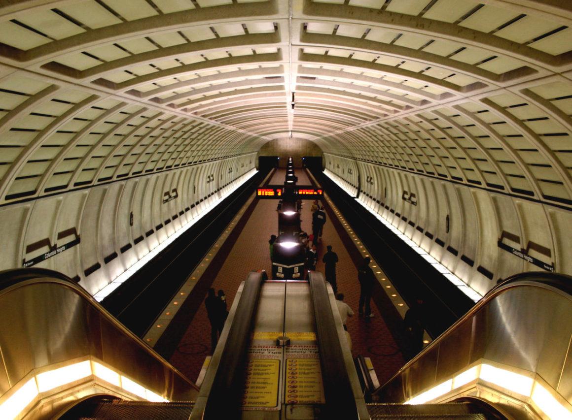 Como se locomover em Washington DC