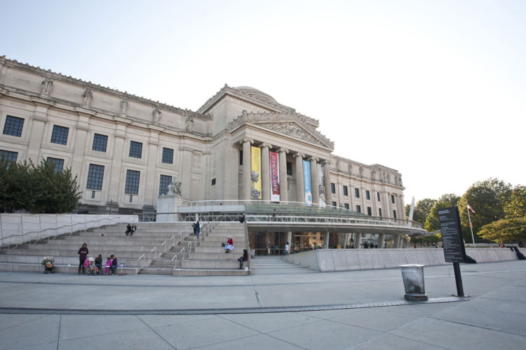 Brooklyn Museum no Prospect Park