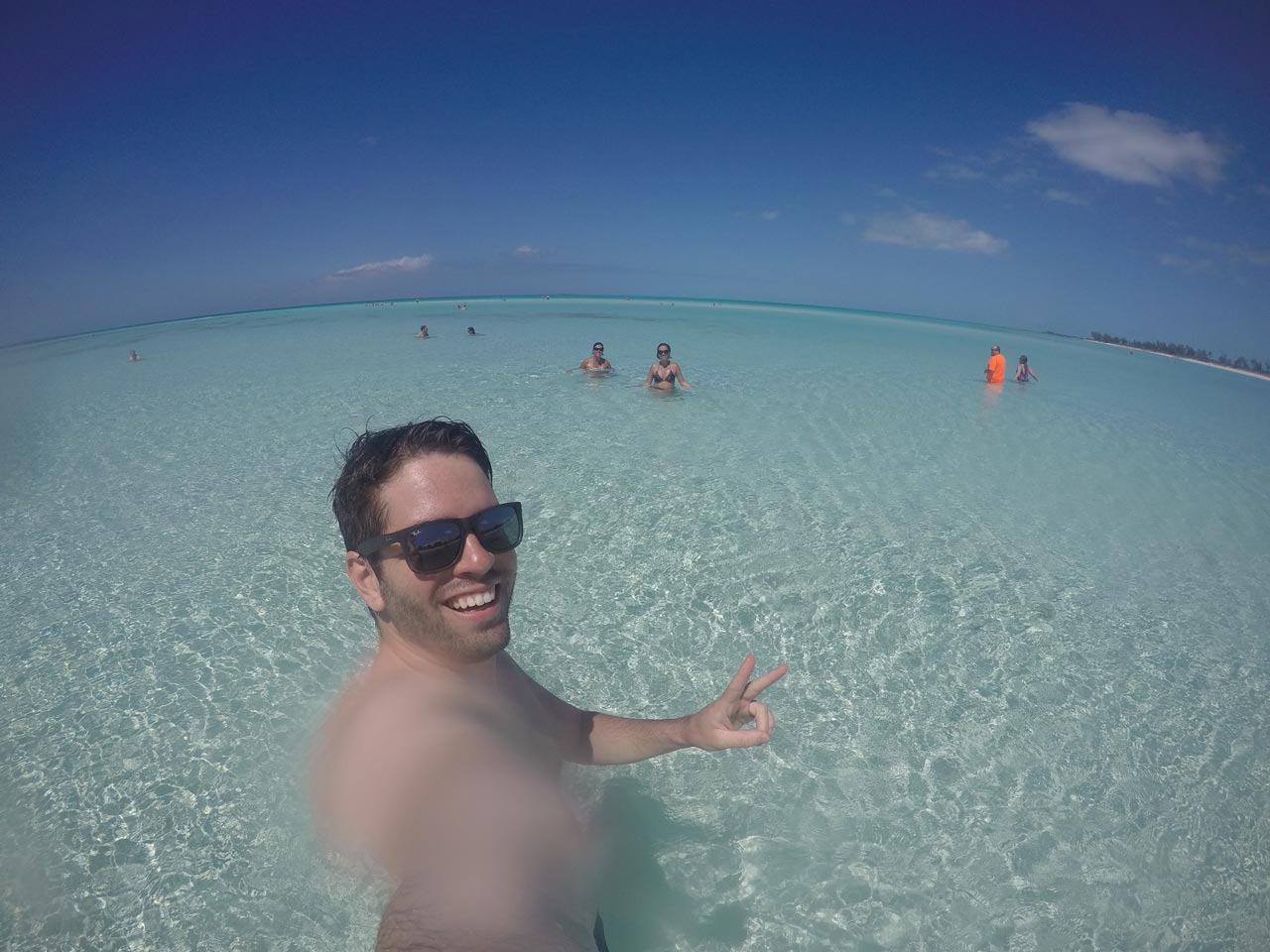 Castaway Cay: a ilha privativa da Disney nas Bahamas