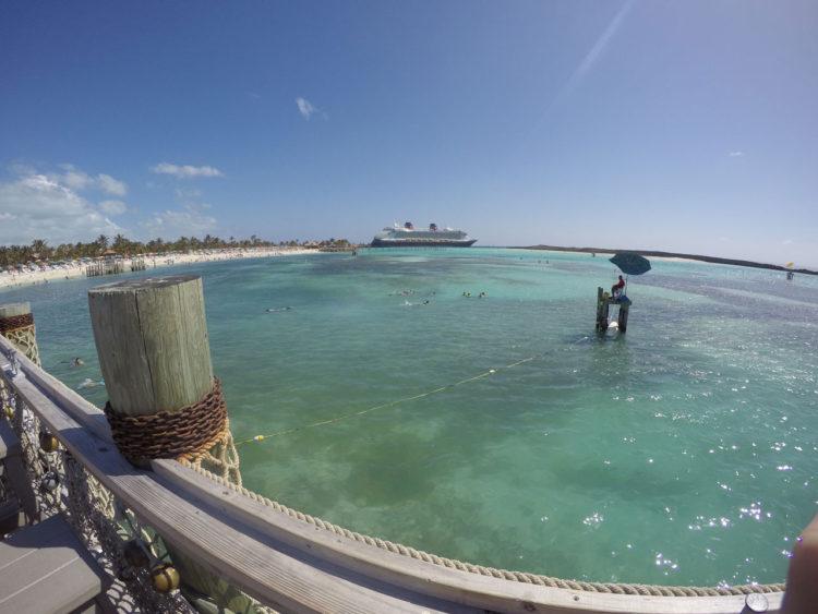 Castaway Cay, a ilha privativa da Disney nas Bahamas