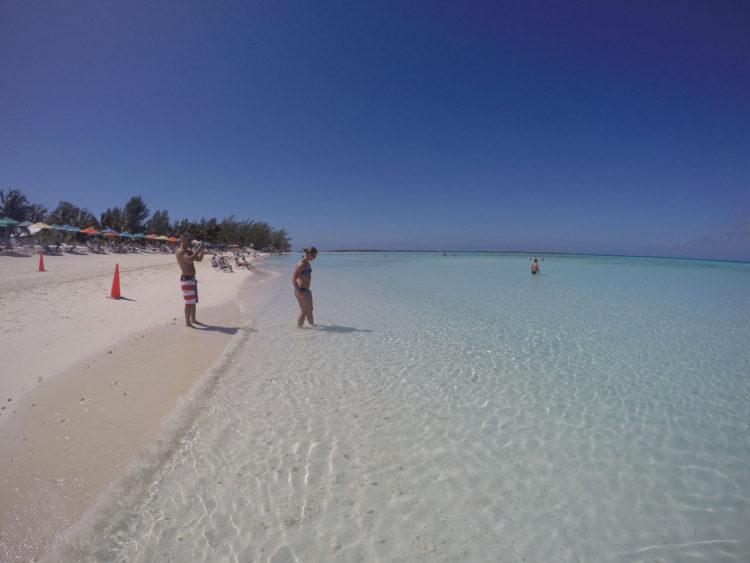 Serenity Bay em Castaway Cay