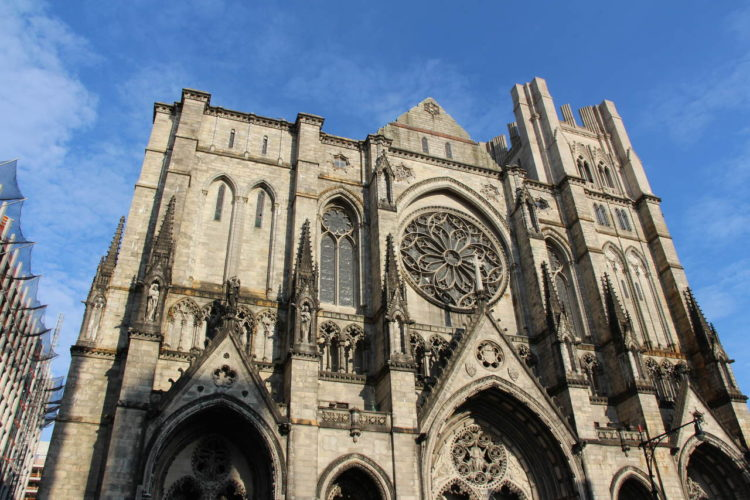Cathedral Church of Saint John: The Great Divine