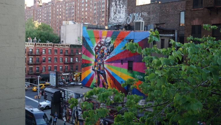 Kobra em Nova York