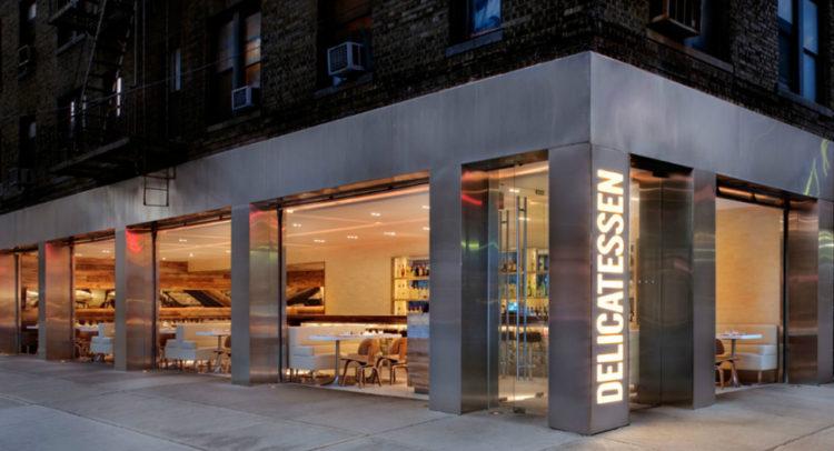 Onde jantar em Nova York: Delicatessen