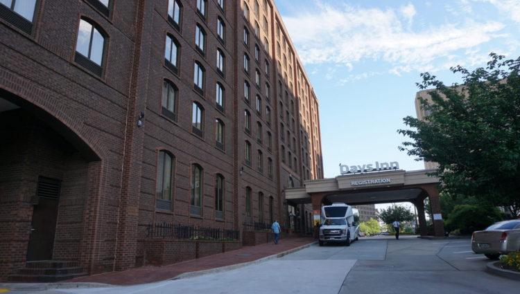 Onde ficar em Baltimore: Days Inn Inner Harbor
