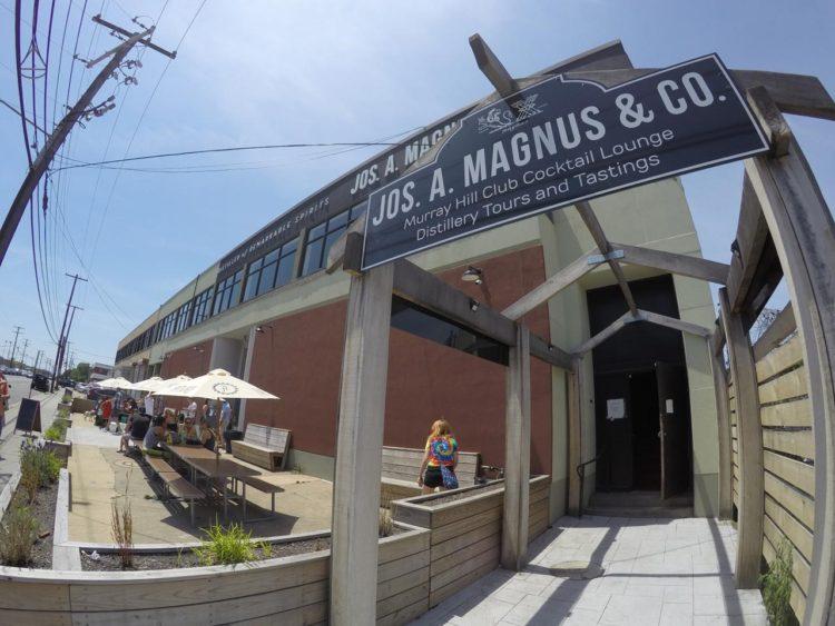 Jos. A. Magnus & Co em Washington DC