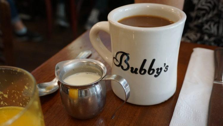 Café da manhã em Nova York: Bubby's