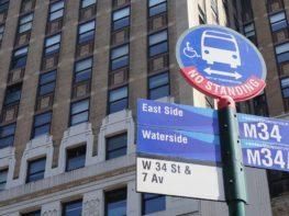 Como pegar ônibus em Nova York