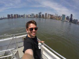 Experimentei o novo NYC Ferry – e gostei muito!