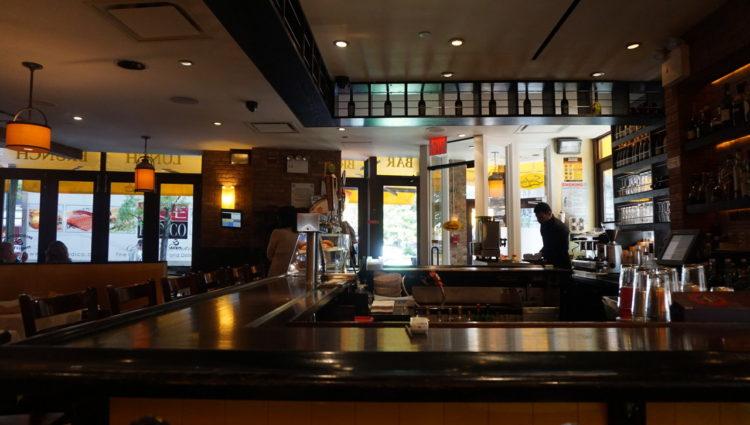 Café da manhã em Nova York: Serafina Broadway