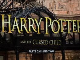 Harry Potter and The Cursed Child estreia na Broadway em abril do ano que vem!