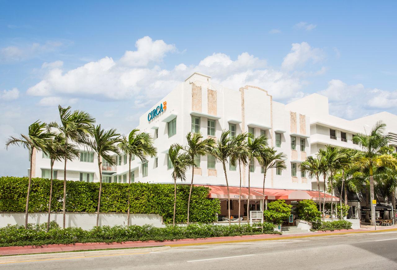 Onde ficar em Miami Beach: Circa 39