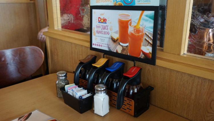 IHOP, café da manhã nos Estados Unidos