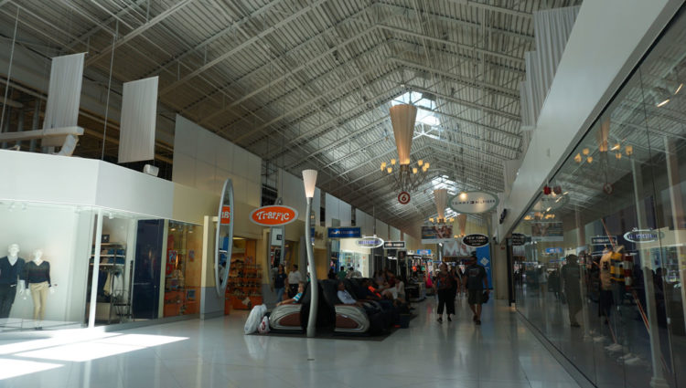 Dolphin Mall: compras em Miami