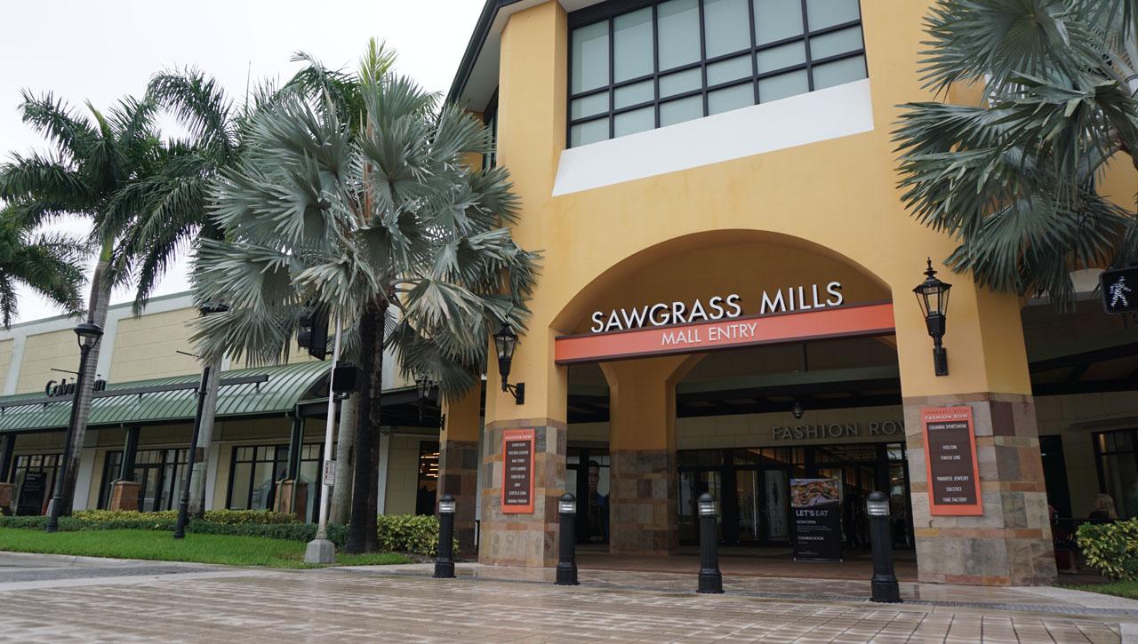 Sawgrass Mills: compras em Miami