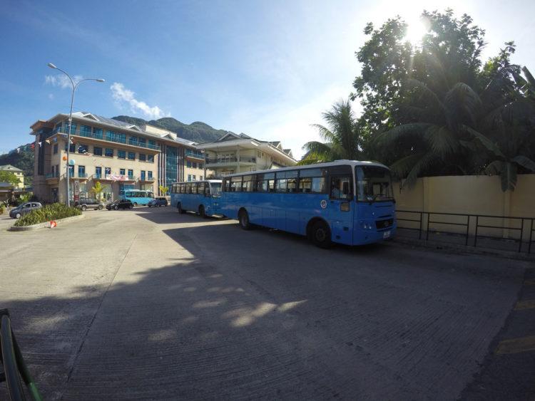 Dicas de Seychelles: transporte público em Seychelles