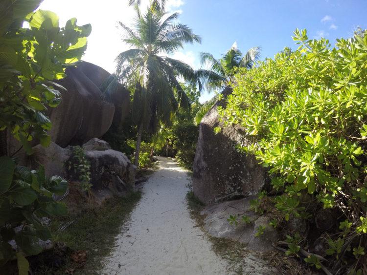 Anse Source d'Argen em La Digue, Seychelles