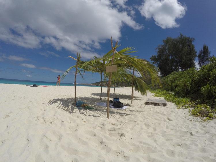 Grand Anse em La Digue, Seychelles