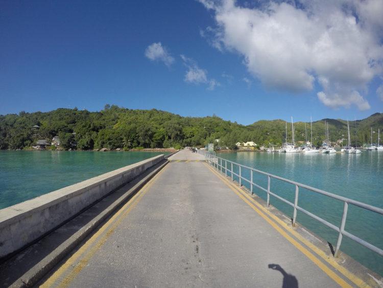 Praslin em Seychelles