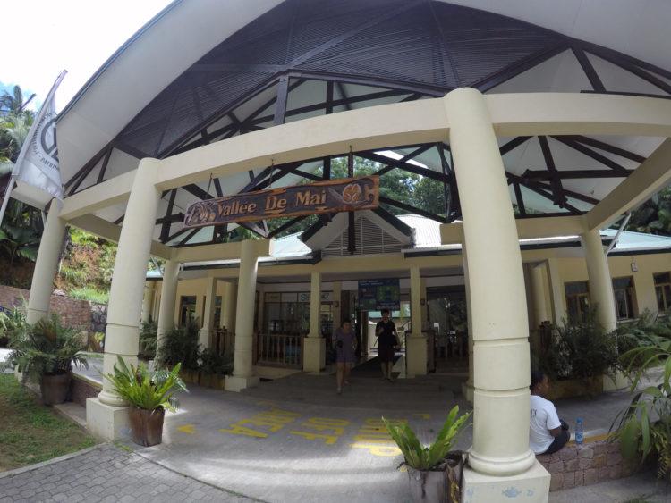 Vallée de Mai em Praslin