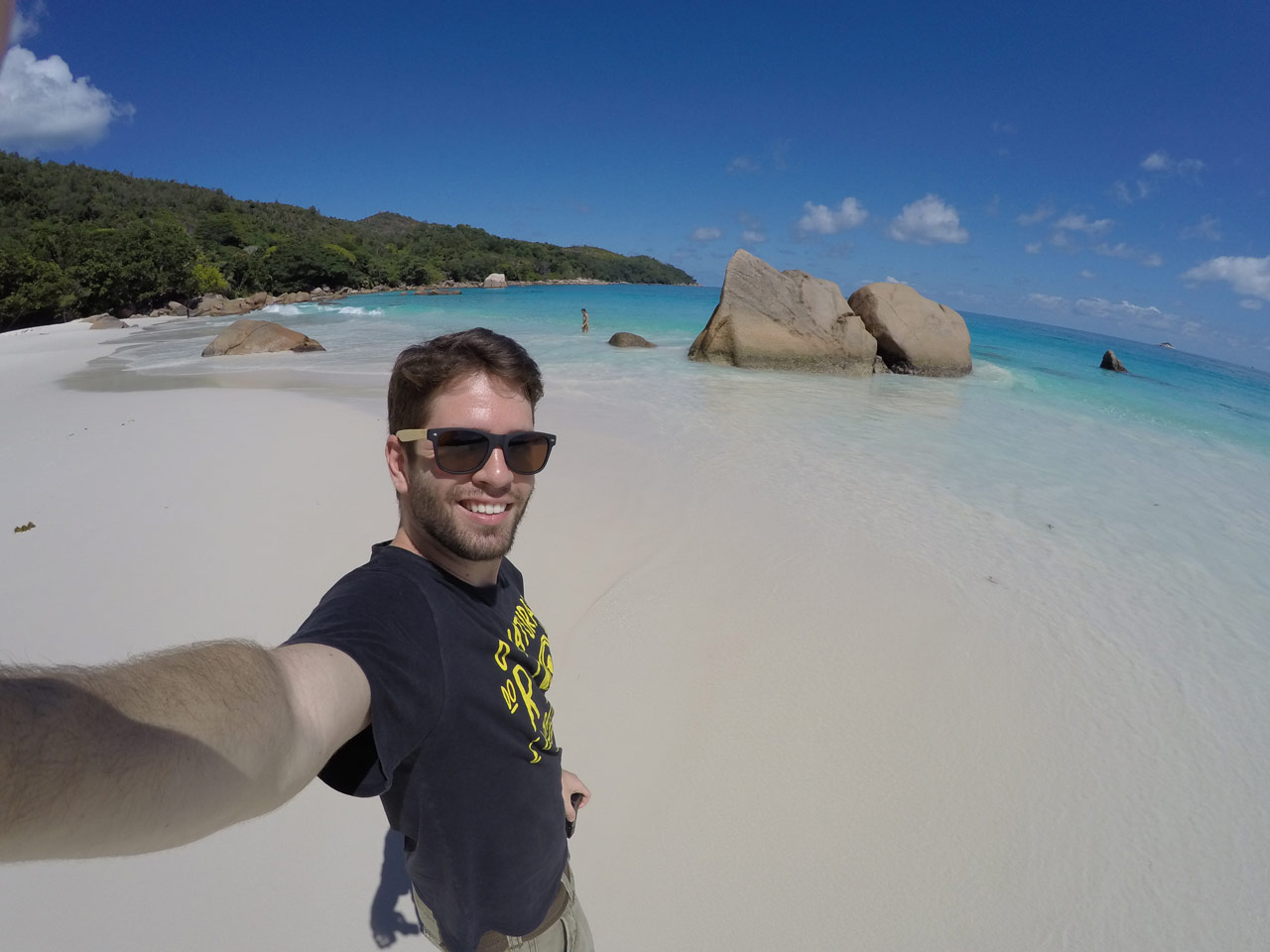 Praslin e La Digue: ilhas famosas de Seychelles