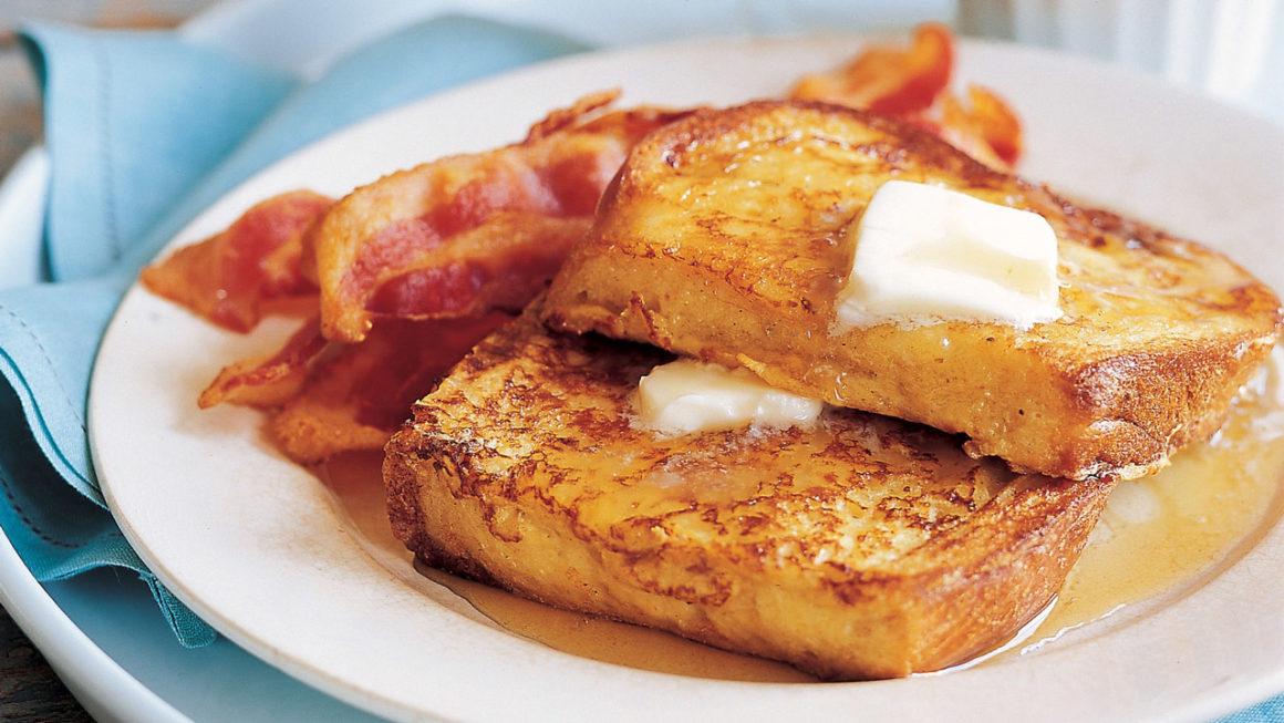 IHOP: panqueca no café da manhã