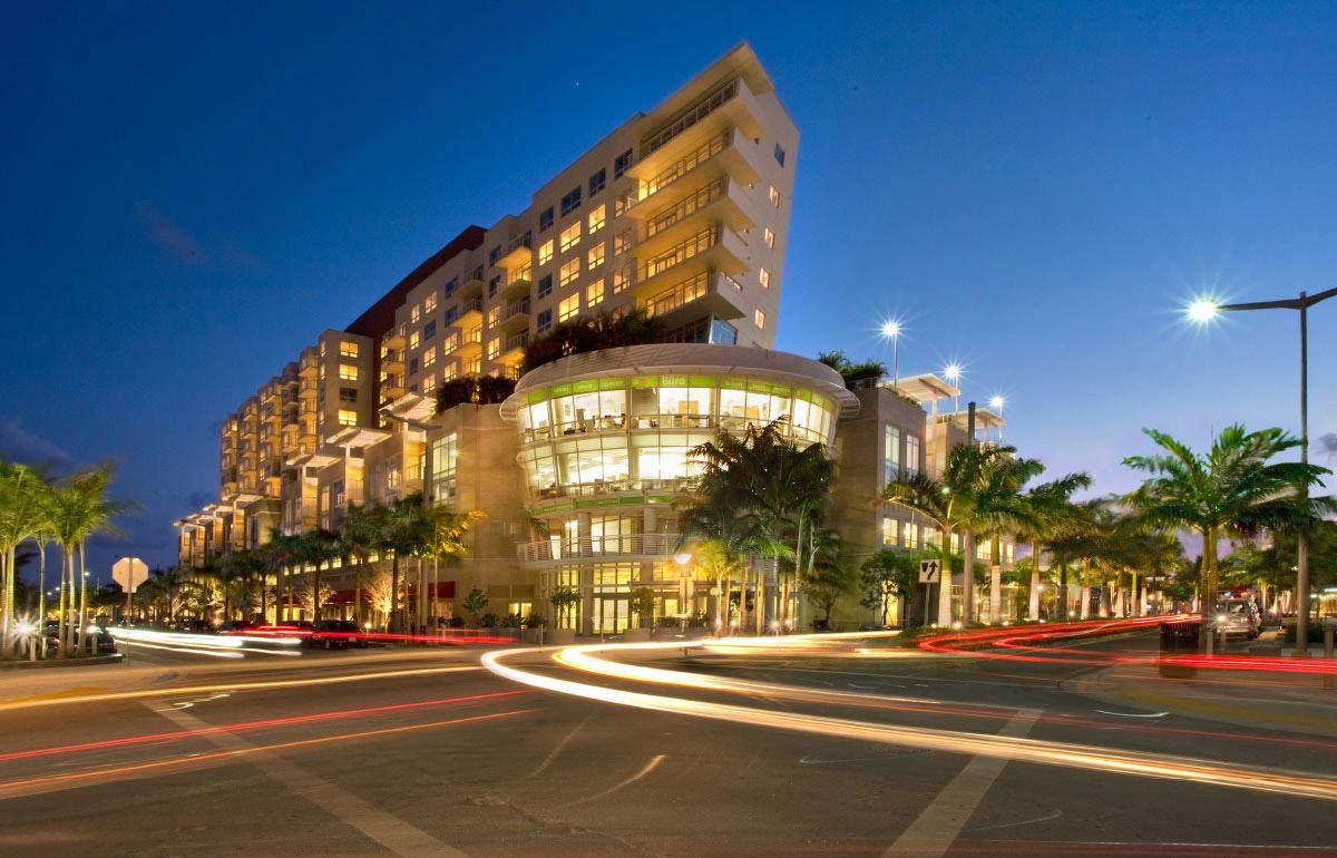 Midtown Miami: gastronomia e compras