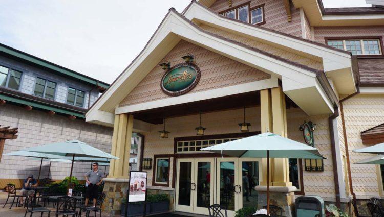 Amorette's em Disney Springs