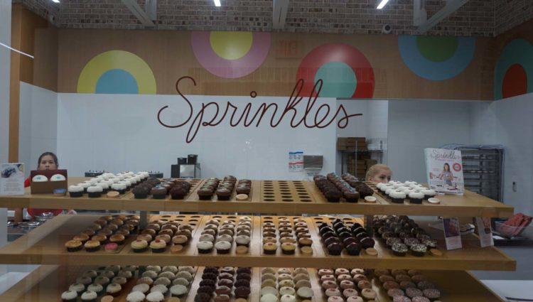 Sprinkles em Disney Springs