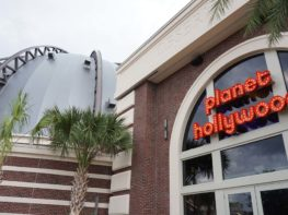 Planet Hollywood Observatory em Disney Springs