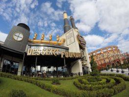 Toothsome Chocolate Emporium na Universal Studios Orlando