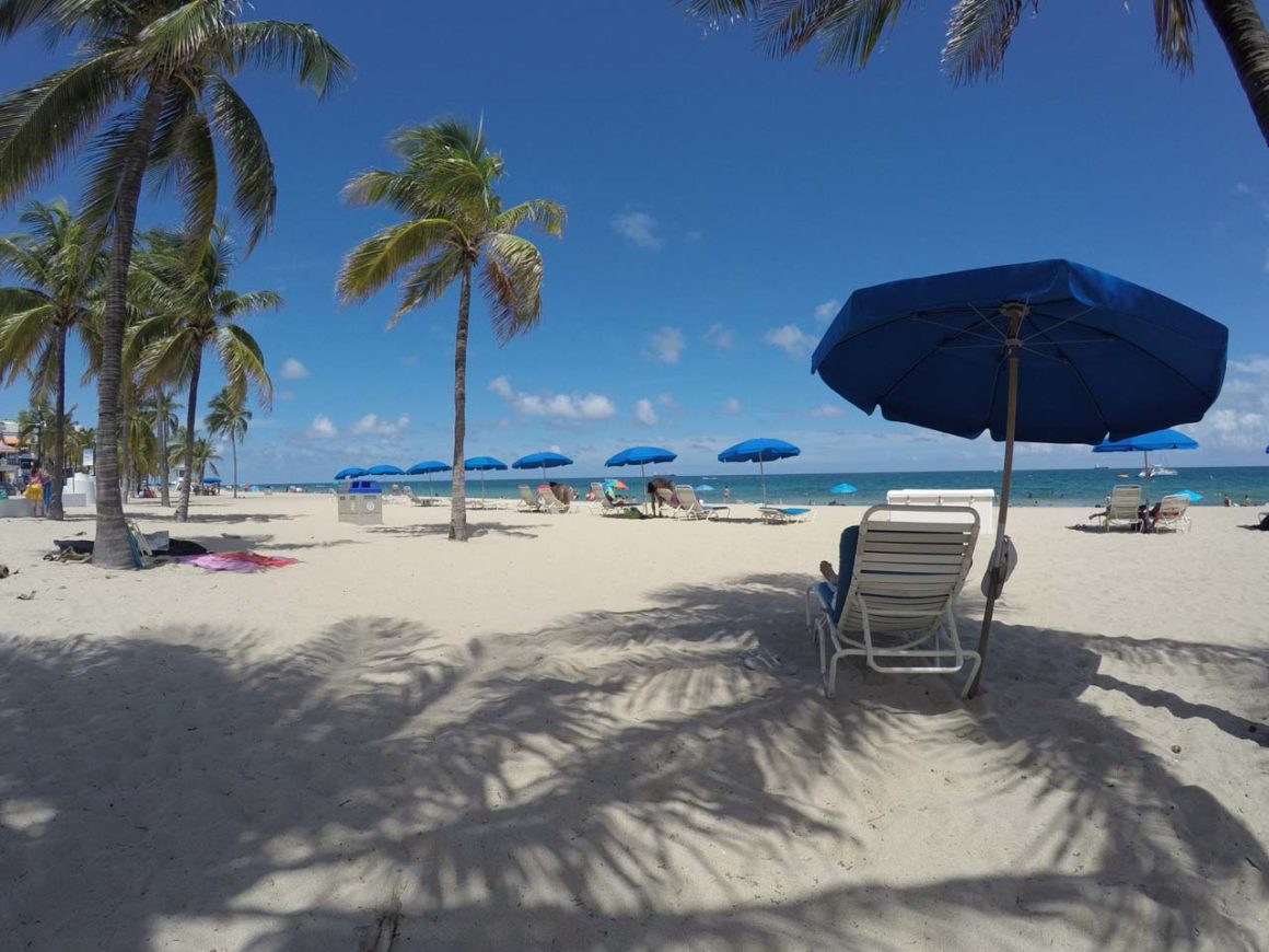 Fort Lauderdale Beach: a praia de Fort Lauderdale