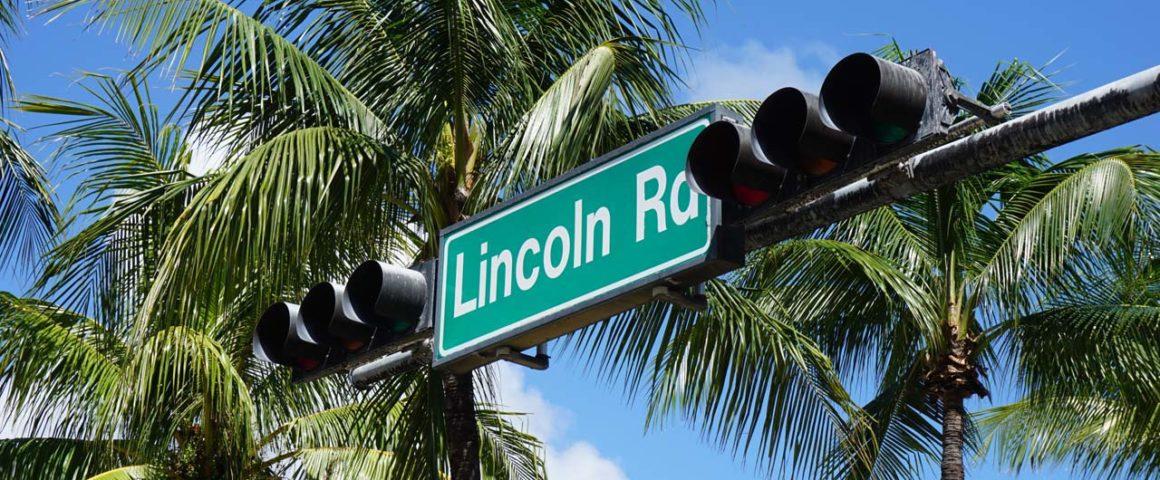 Compras na Lincoln Road de Miami