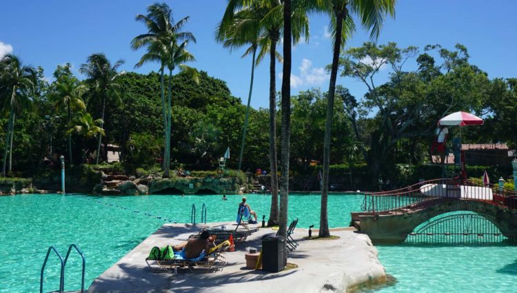 Venetian Pool Coral Gables